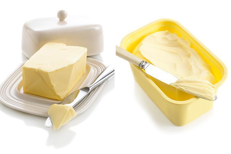 perbedaan mentega dan margarin